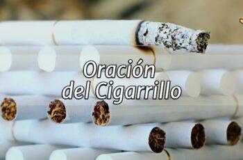 Oración Del Cigarrillo