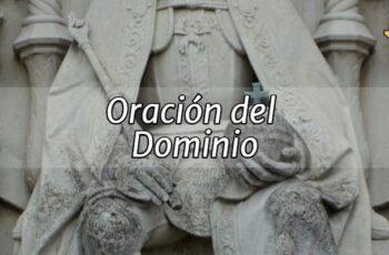 Oración del Dominio