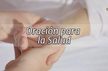 Oración para La Salud
