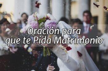 Oración para que Te Pida Matrimonio