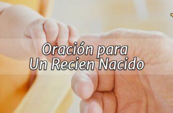 Oración para un Recién Nacido