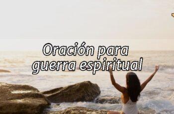Oraciones para Guerra Espiritual